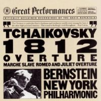 Tchaikovsky - 1812,romoe And Juliet,bernstein