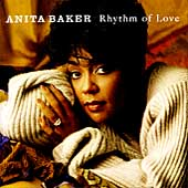 Baker, Anita - Rhythm Of Love EP