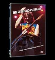 Steve Morse Band Live In Baden Germany March 1990 Dvd VIDEO:DVD