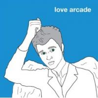 LOVE ARCADE - Love Arcade 12 Tracks - U.s. Promo Issue -