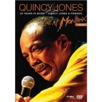 Jones,Quincy 50 Years In Music - Live At Montreux 1996 Dvd CD