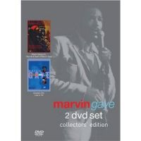 Gaye, Marvin - 2 Dvd Set: Whats Going On / Greatest Hits Live In 76