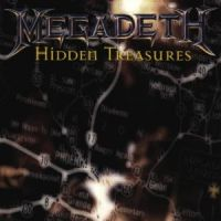 Megadeth Hidden+Treasures CD