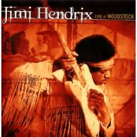 Hendrix, Jimi - Live At Woodstock LP